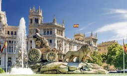 סיורים לבחירה במדריד וטולדו