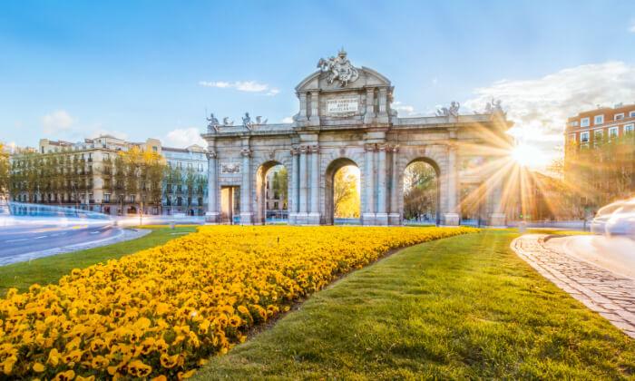 9 סיורים בעיר מדריד, טולדו וסגוביה, כולל סיור מתנה