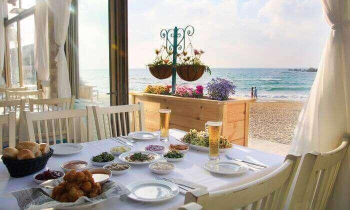 7 ארוחה זוגית במסעדת בני הדייג, ראשון לציון