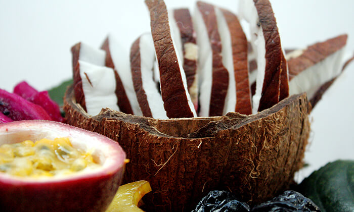7 הזמנת סלסלאות ומגשי פירות אקזוטיים