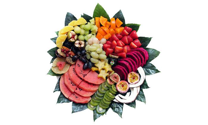 10 הזמנת סלסלאות ומגשי פירות אקזוטיים