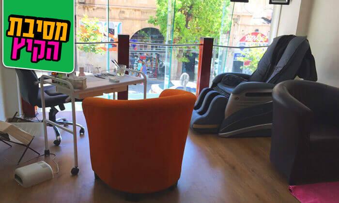 3 טיפולי פנים בקליניקת מור קוסמטיקס, ירושלים