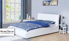 מיטה זוגית מעץ HOME DECOR