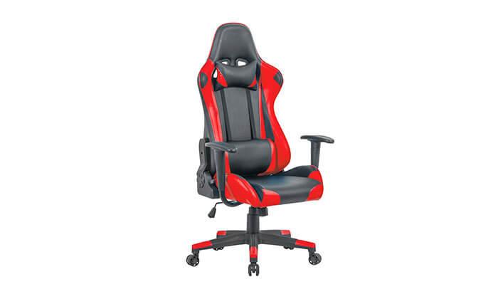 3 כסא גיימינג ארגונומי Homax