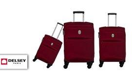 סט 3 מזוודות דלסי