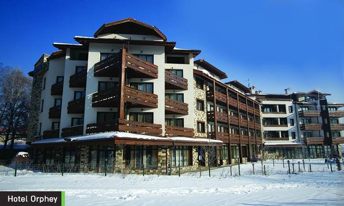 4 חופשת סקי בעיירת הסקי בנסקו, בולגריה - אתר הסקי הטוב ביותר במזרח אירופה