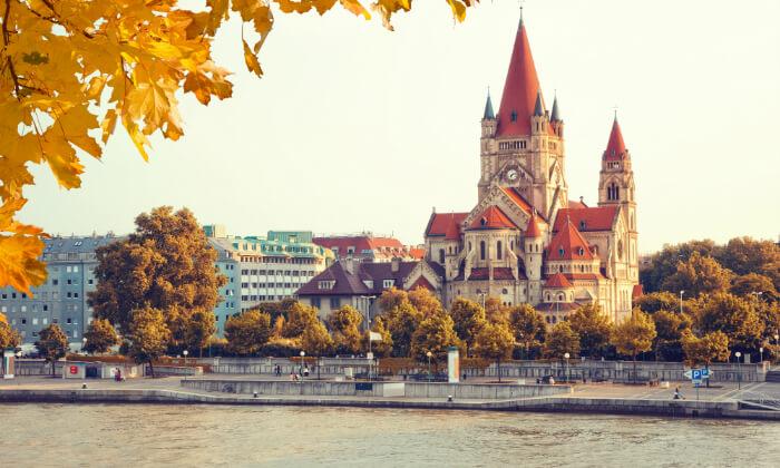 3 סוף שבוע בווינה, בירת אוסטריה
