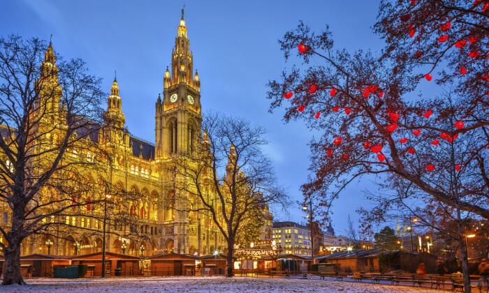 4 סוף שבוע בווינה, בירת אוסטריה
