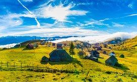 חופשה בהרי הקרפטים, כולל חגים