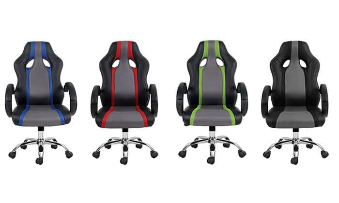11 כיסא ארגונומי לגיימרים
