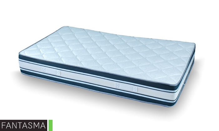 6 מיטת נוער מרופדת עם ארגז מצעים BRADEX
