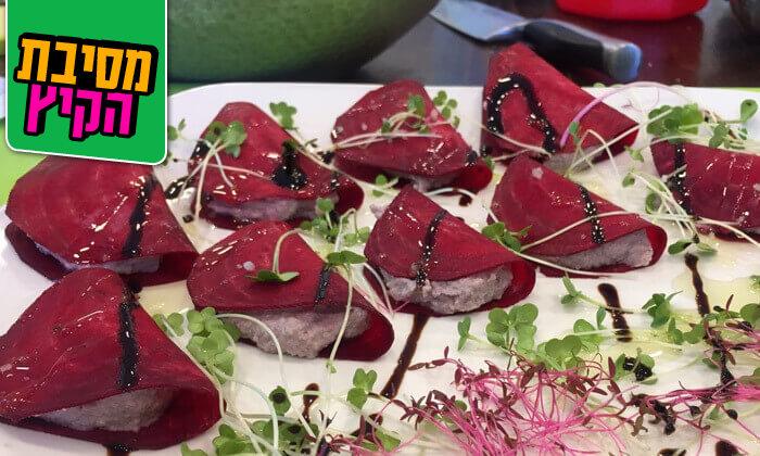 8 סדנת בישול לבחירה, מבשלים חוויה - הבית של סדנאות הבישול, תל אביב