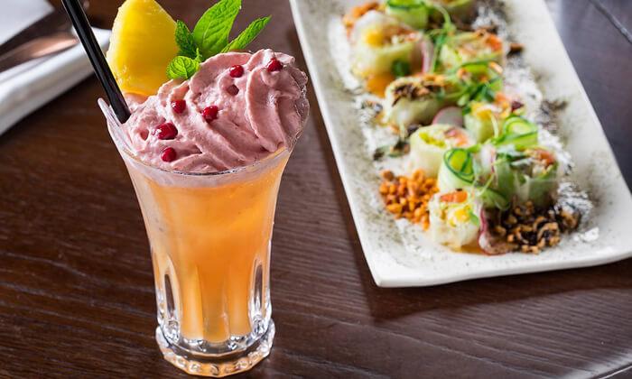 7 GROO PREMIUM: ארוחת שף זוגית ב-Aberto, גדרה