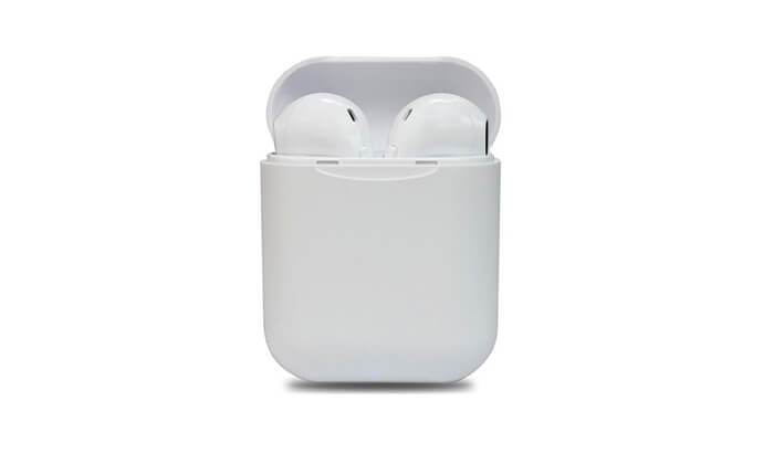 3 אוזניות Bluetooth אלחוטיות כולל נרתיק נשיאה מתנה