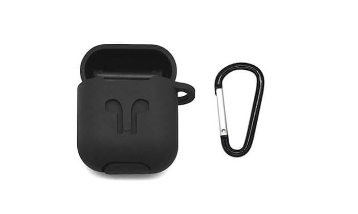 4 אוזניות Bluetooth אלחוטיות כולל נרתיק נשיאה מתנה
