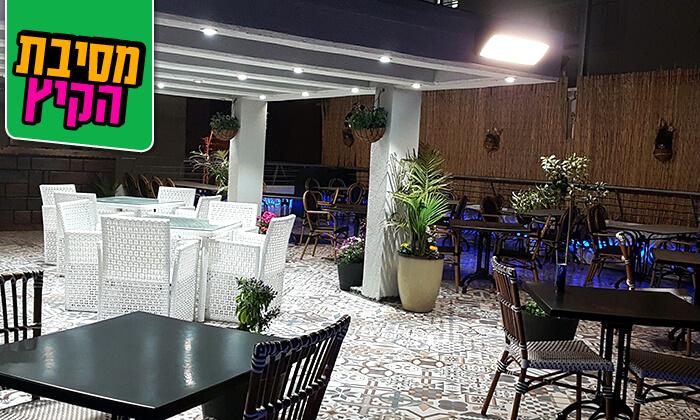 4 ארוחת בוקר במסעדת ביילסאן, עכו