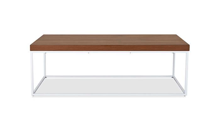 4 שולחן סלון מלבני