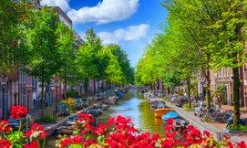 סוף שבוע באמסטרדם