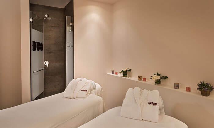 4 חבילת ספא בדואו ספא החדש, מלון הרודס תל אביב