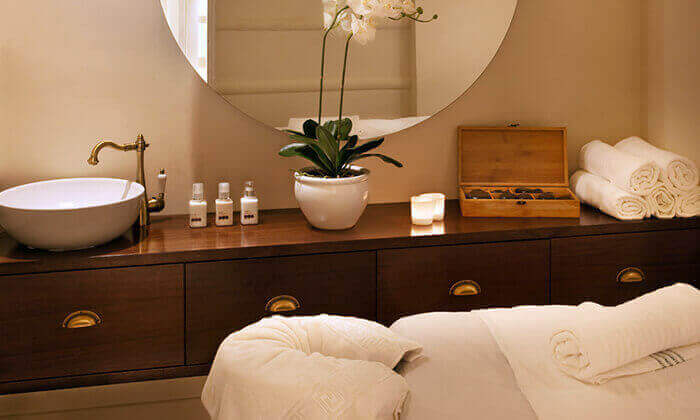6 חבילת ספא בדואו ספא החדש, מלון הרודס תל אביב