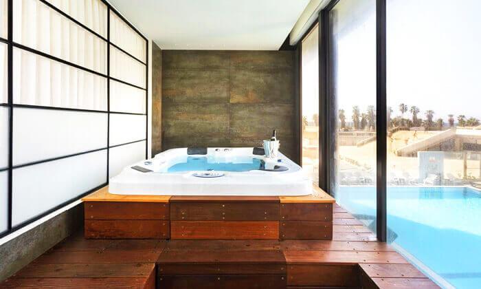 2 חבילת ספא בדואו ספא החדש, מלון הרודס תל אביב