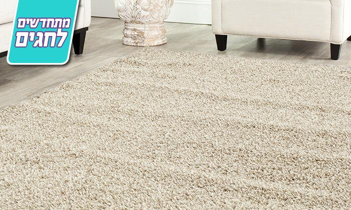 2 שטיח לסלון שאגי
