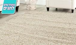 שטיח לסלון שאגי בשני גדלים