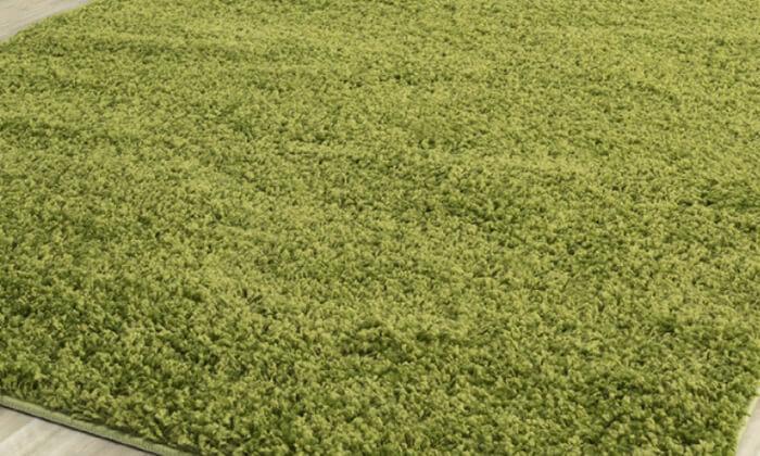 13 שטיח שאגי לסלון