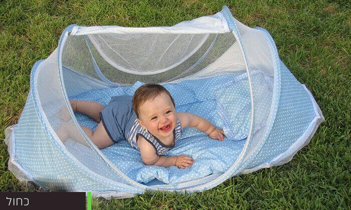 4 עריסת תינוק ניידת