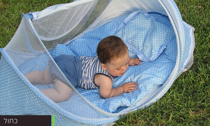 5 עריסת תינוק ניידת