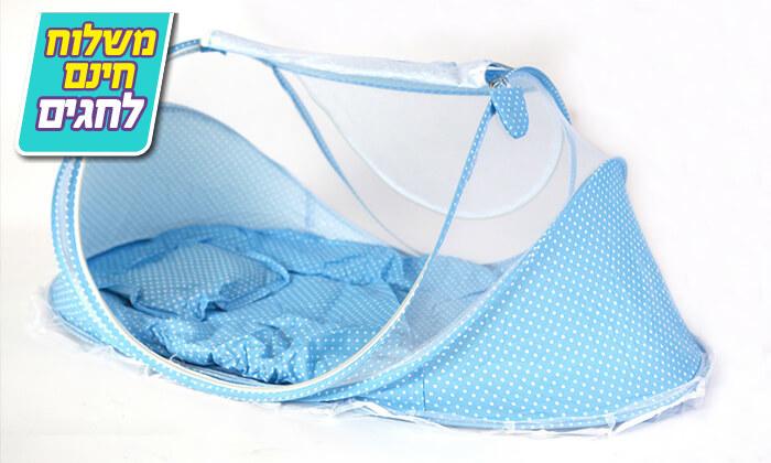6 עריסת תינוק ניידת - משלוח חינם!