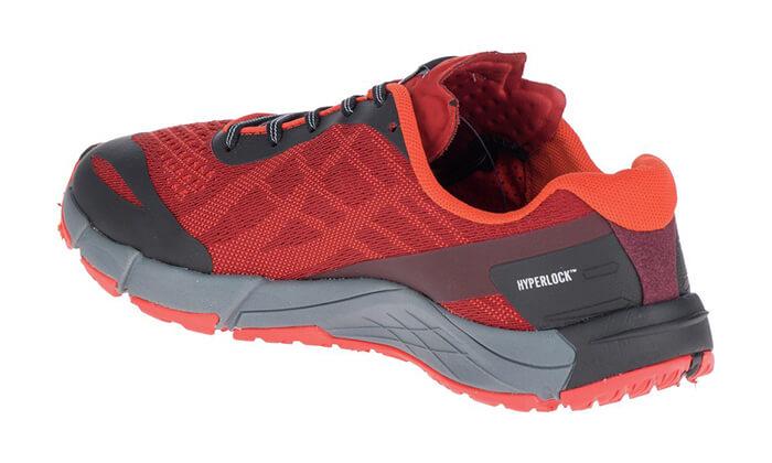 6 נעלי ריצת שטח מקצועיות לגברים MERRELL