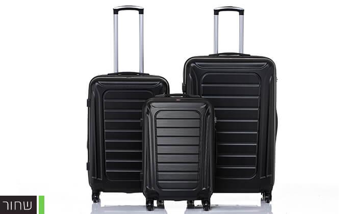 3 סט 3 מזוודות SWISS GENEVE