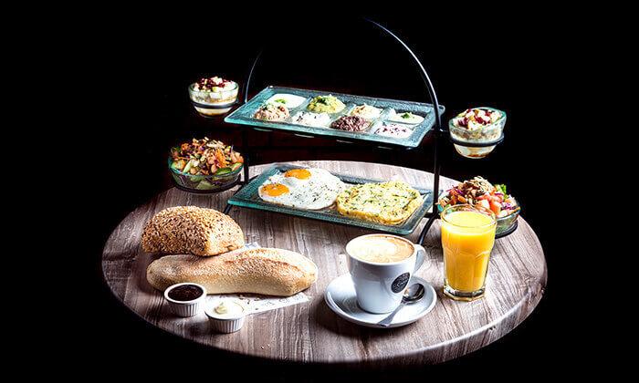3 ארוחת בוקר זוגית ב'קקאו', מרינה הרצליה