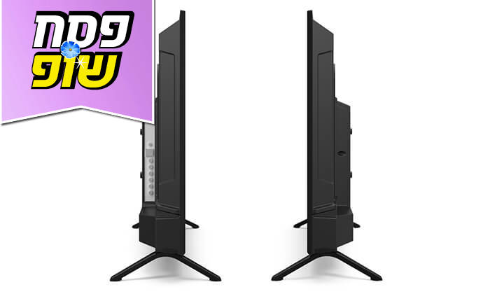 3 טלוויזיה חכמה PEERLESS, מסך 32 אינץ'