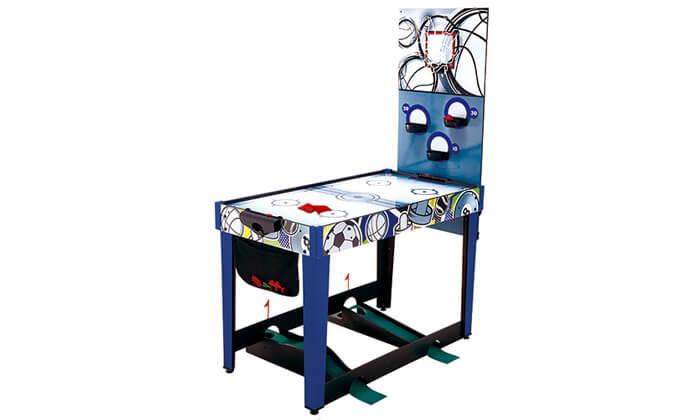 6 13 ב-1: שולחן משחקים לכל המשפחה