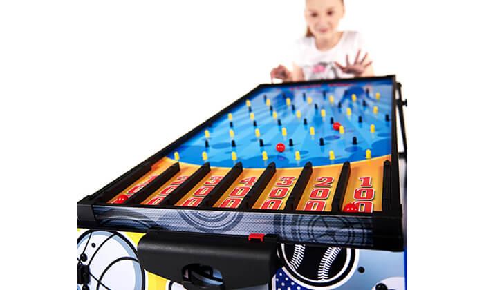 7 13 ב-1: שולחן משחקים לכל המשפחה