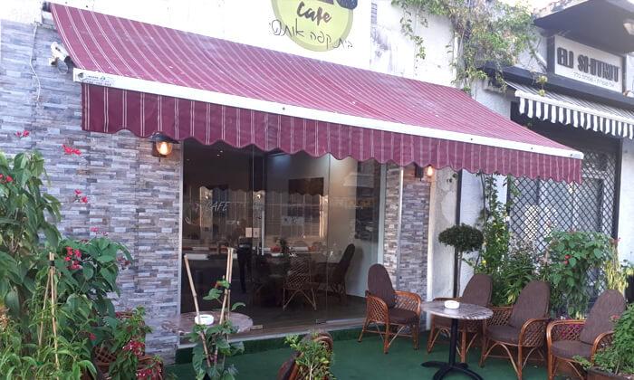 3 ארוחת בוקר זוגית ב-zizo cafe דרך שלמה תל אביב
