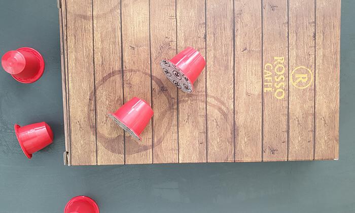 2 מארז 100 קפסולות קפה Ritual תואמות נספרסו - משלוח חינם!