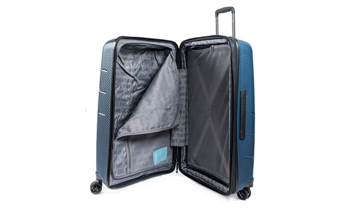 3 מזוודה T-Jet Japan ב-3 גדלים
