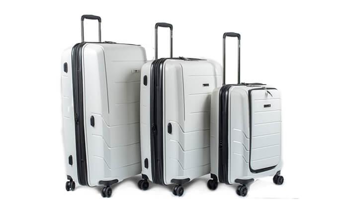 9 מזוודה T-Jet Japan ב-3 גדלים