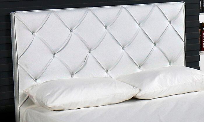3 מיטה זוגית עם ארגז מצעים Vitorio Divani
