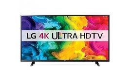 טלוויזיית Smart 4K LG, מסך