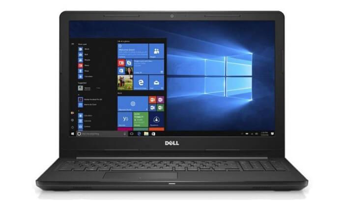 5 מחשב נייד דל-DELL עם מסך 15.6 אינץ'