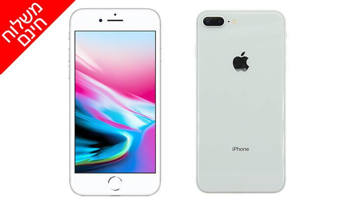 6 אייפון Apple iPhone 8 עם זכרון 64GB - משלוח חינם!