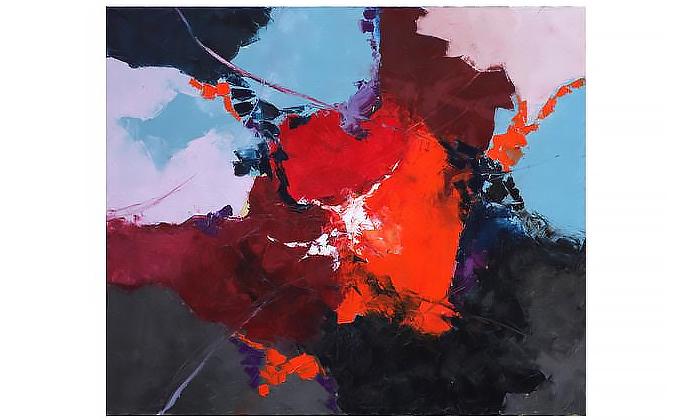 4 סדנת ציור בסטודיו של האמן מיגל תומר בתל אביב