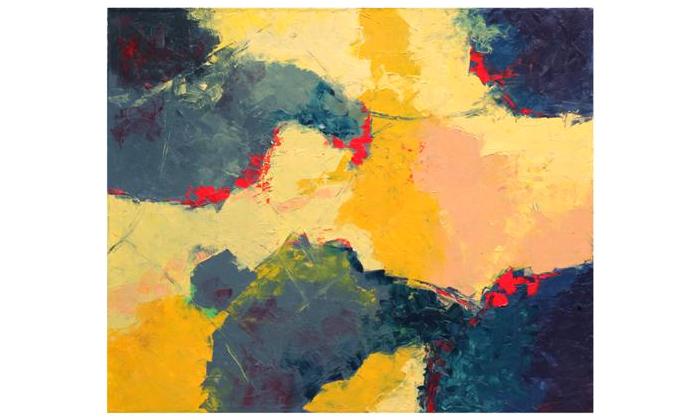 6 סדנת ציור בסטודיו של האמן מיגל תומר בתל אביב