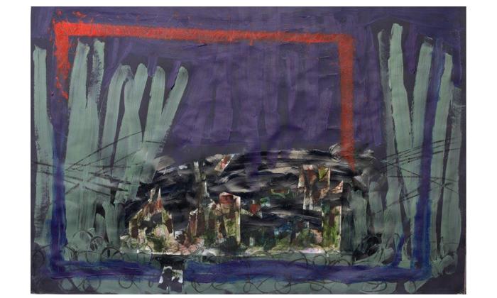 7 סדנת ציור בסטודיו של האמן מיגל תומר בתל אביב