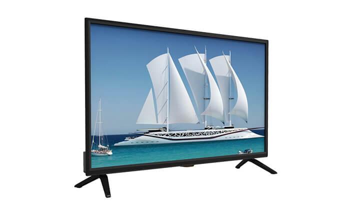 2 טלוויזיה PEERLESS-פירלס SMART HD , מסך 32 אינץ'