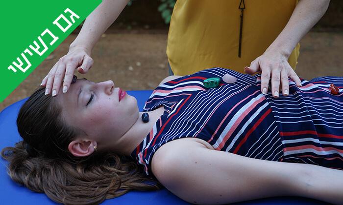 7 טיפול הילינג ואקסס בארסוהילינג אצל פאינה שקנבסקי, פתח תקווה